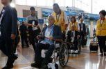 Δεκάδες Νοτιοκορεάτες μεταβαίνουν στη Β. Κορέα για να δουν συγγενείς μετά από δεκαετίες