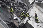 Βρέθηκαν κι άλλες σοροί στα συντρίμμια της οδογέφυρας που κατέρρευσε στη Γένοβα