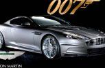 Αντίγραφα της Austin Martin του 007