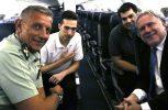 Οι 2 στρατιωτικοί περιγράφουν πώς τους συνέλαβαν (video)