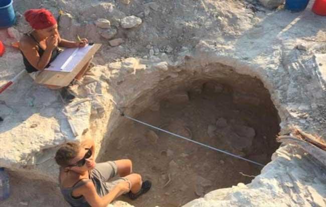 Νέα ευρήματα από τις ανασκαφές στη θέση Ερήμη-Λαόνιν του Πόρακου