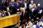Αποχώρηση Ερντογάν από την ομιλία Τραμπ