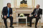 Η Ρωσία θα κατασκευάσει δύο πυρηνικούς αντιδραστήρες στην Ουγγαρία, δηλώνει ο Πούτιν