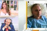 Δ. Βερύκιος: Γιατί βρέθηκε στο νοσοκομείο