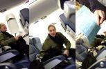 Κατέβασαν γυναίκα από αεροπλάνο!