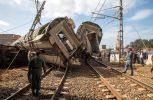 Εκτροχιασμός τρένου με τουλάχιστον έξι νεκρούς και 86 τραυματίες στο Μαρόκο