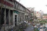 Μούταλος: Κατέρρευσε μέρος πρόσοψης κατοικίας