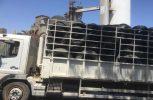 1.800 τόνοι αποβλήτων ελαστικών στο Βασιλικό