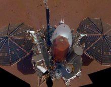 Το InSight της NASA τοποθέτησε το πρώτο όργανο, έναν σεισμογράφο, στην επιφάνεια του 'Αρη