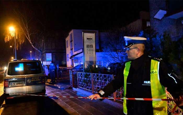 Πολωνία: Πέντε έφηβες νεκρές από πυρκαγιά ενώ γιόρταζαν γενέθλια