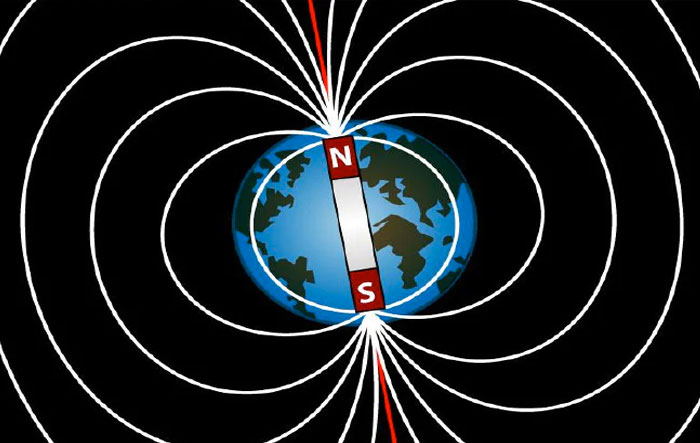 Κάτι παράξενο συμβαίνει με τον βόρειο μαγνητικό πόλο της Γης