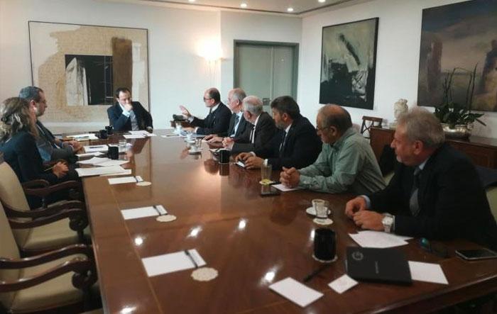 Σύσκεψη για οδοφράγματα στις 17 Ιανουαρίου, περαιτέρω αξιοποίηση νεκρής ζώνης συζήτησαν ΥΠΕΞ και ακριτικοί Δήμοι