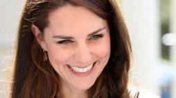 Η Κέιτ θα σχεδιάσει έναν κήπο για την Ανθοκομική Έκθεση του Τσέλσι