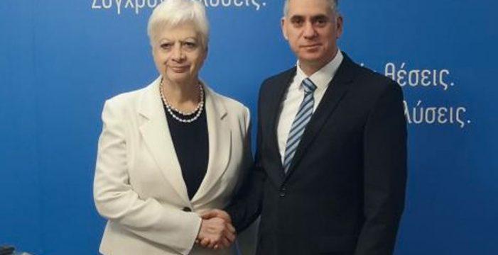 ΔΗΚΟ και Αλληλεγγύη ανακοίνωσαν επίσημα τη συνεργασία τους στις Ευρωεκλογές
