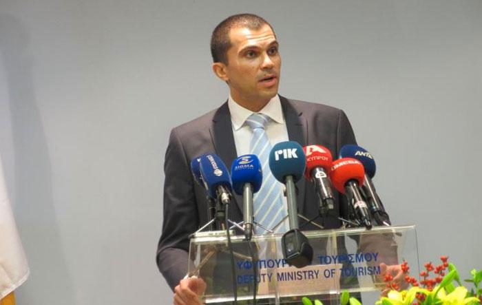 Εντατικές επαφές Υφυπουργού Τουρισμού με μεγάλους οργανωτές ταξιδίων από τον Φεβρουάριο
