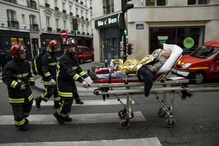 Τέσσερις νεκροί από την έκρηξη αερίου στο Παρίσι
