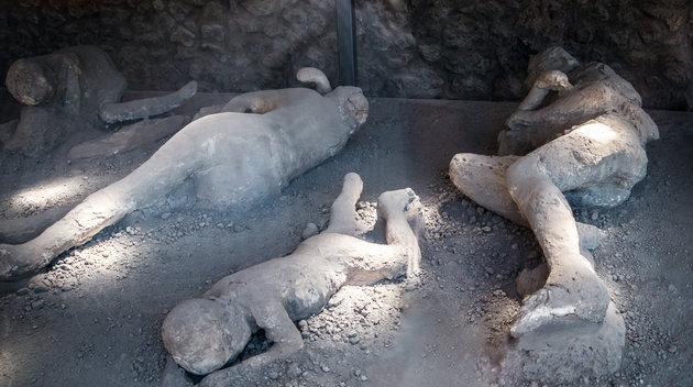 Έρευνα: Ο Βεζούβιος δεν τους σκότωσε όλους- πού πήγαν οι επιζώντες της Πομπηίας;